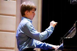 Pianist Alexander Jansen - website