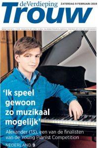 Alexander Jansen in de pers